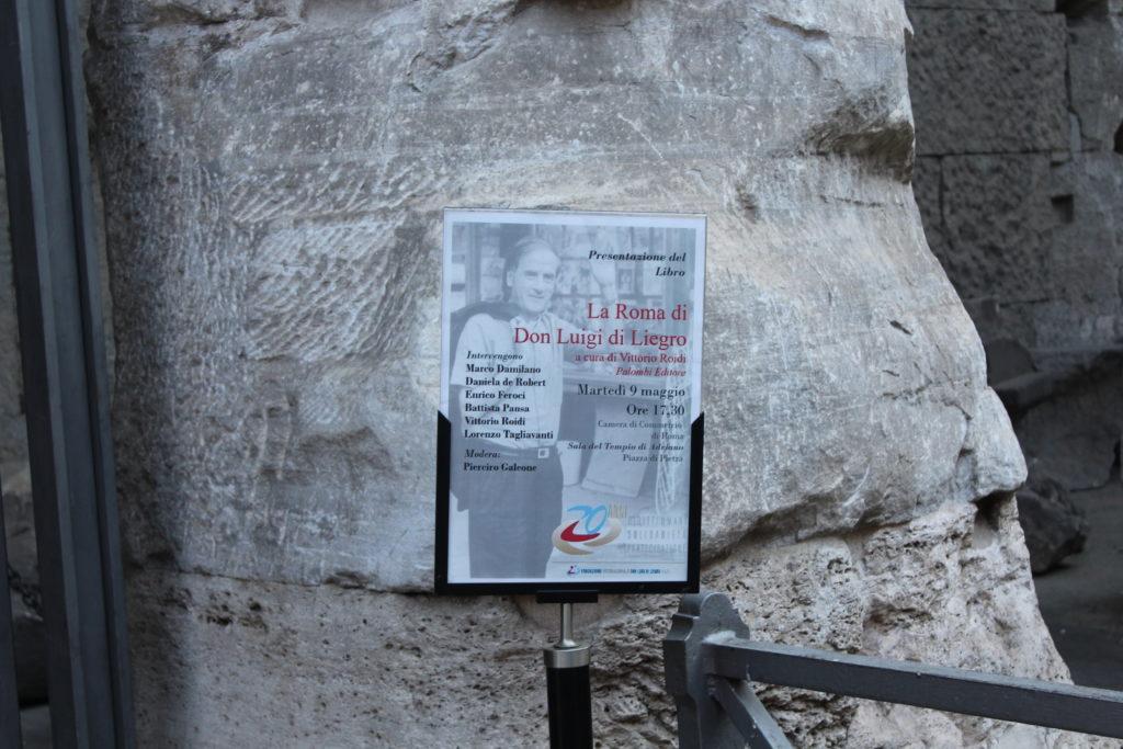 Libro la roma di di liegro