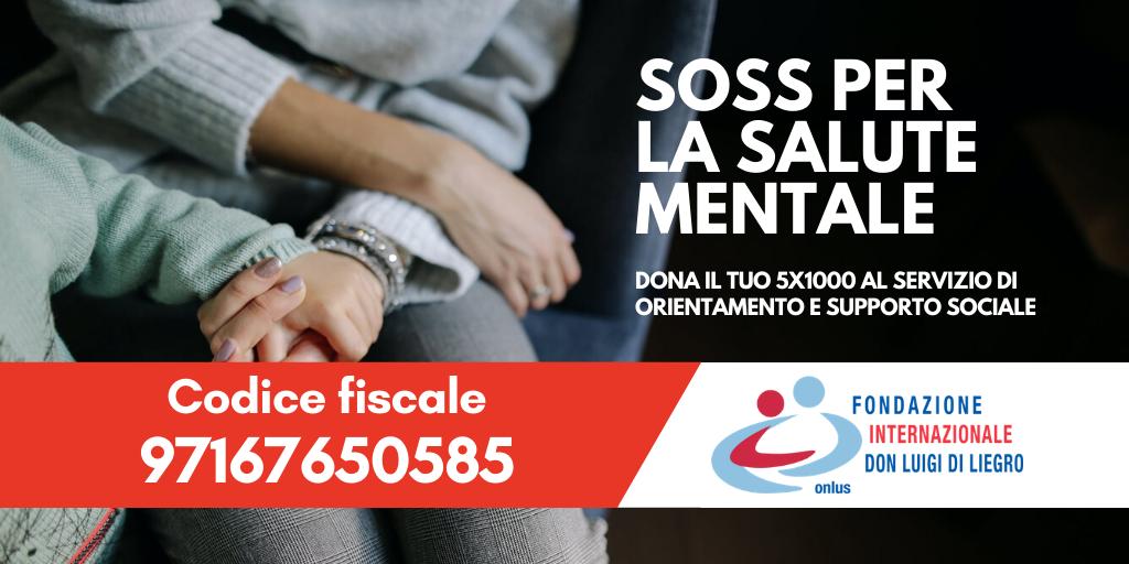 5x1000 Fondazione Di Liegro