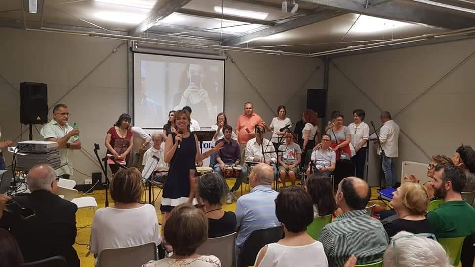 Cittadini laboratorio musica Fondazione di Liegro