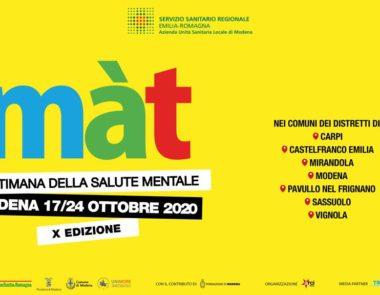Settimana della Salute Mentale, la Fondazione Di Liegro al Màt Modena